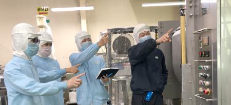 スリースター製菓の安心・安全への取り組み_TPS活動
